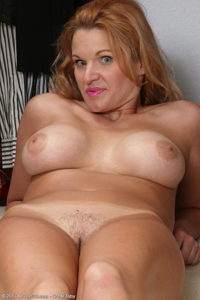 Busty mature beauty